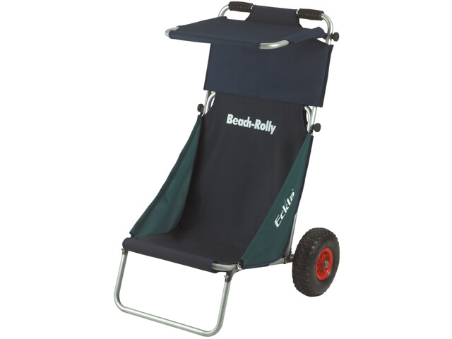 Eckla Beach Rolly with Sunroof, blue/green